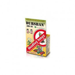 Dursban 480 EC 2x10ml
