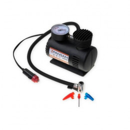 Kompresor do auta 12V 250PSI 11L/min.hadica50cm A040300